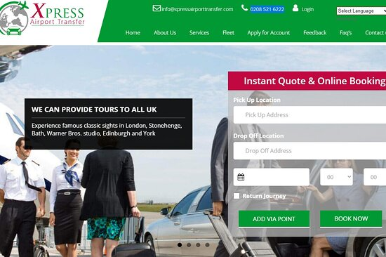 Xpress Airport Transfer