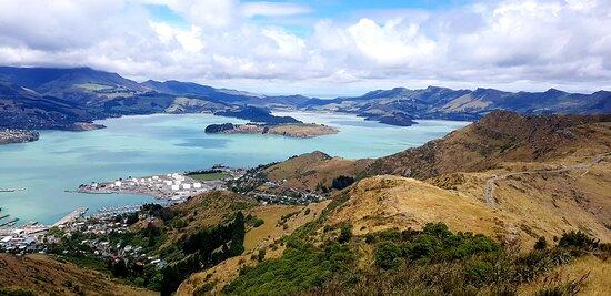 Christchurch Gondola Ride Ticket Photo