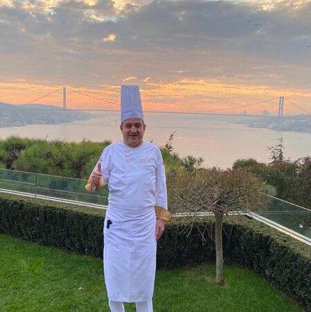 איסטנבול, טורקיה: Bahri Usta