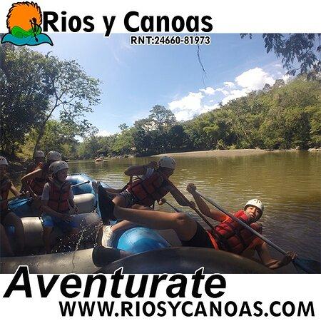 Momentos inolvidables de felicidad y adrenalina. En contacto con la naturaleza en San Gil Santander.