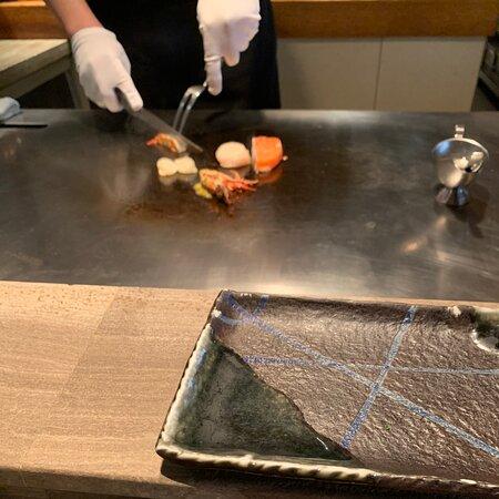 抵食好迷鐵板燒午餐