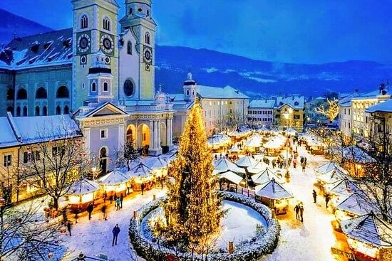 Magical CHRiSTMAS MARKETS 3-Days BEST OF Italian Alps EXCLUSiVE TOUR...