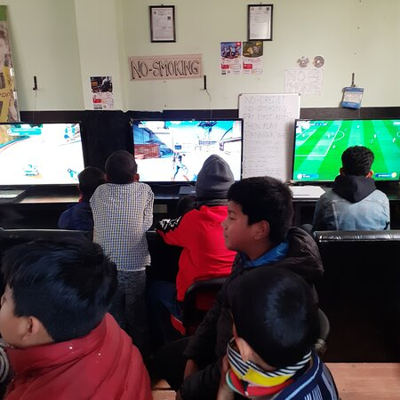 Patan (Lalitpur), Nepal: Playstation 4 ps4 game zone, video game.  Don't call. Message only, just send message directly in viber, WhatsApp or message us in our facebook page.  For price details message us at: https://www.facebook.com/TheMirageGamingHouse/ Viber/ whatsapp: 9807662587 Location: Nakhipot chowk, infront of nakhipot basketball ground, tall white building, 1st floor Lalitpur Kathmandu Nepal  Check out Mirage Gaming House on Google! https://g.page/MirageGamingHouseNepal?gm