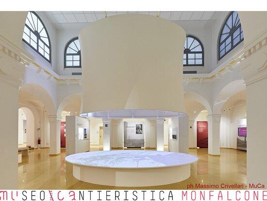 MuCa - Museo della Cantieristica di Monfalcone