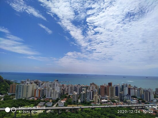 Vila Velha, ES: Ótima vista.