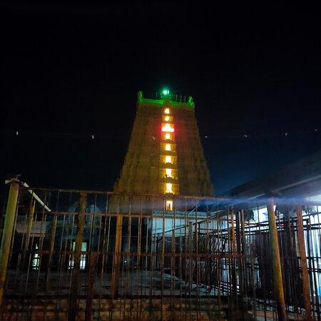 Rameswaram, India: Temple photo
