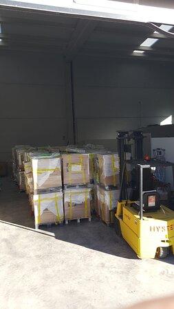 Alicante, Espagne : llevate 8 camiones y paga 6