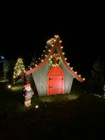 Winter Wonderfest gnome home 2
