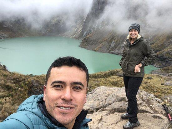 8-Day Ecuador Trekking the Avenue of Volcanoes from Quito: El Altar