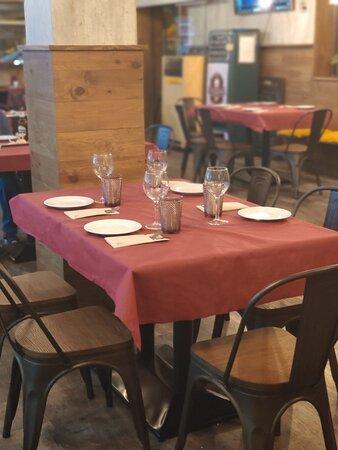 Formentera Del Segura, Espanha: Comedor del bar