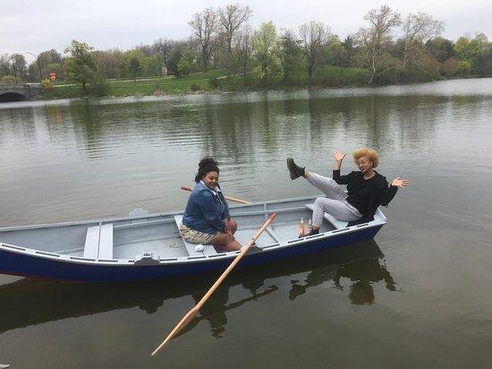 Hoyt Lake Rowboats