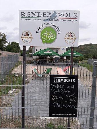 RENDEZ-VOUS E-Bike Ladestation