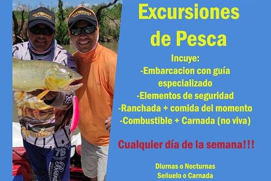 Gutiérrez pesca y camping