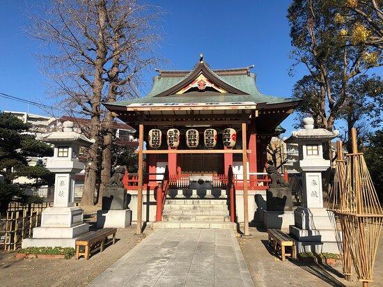 Higashikomatsugawa Katori Shrine