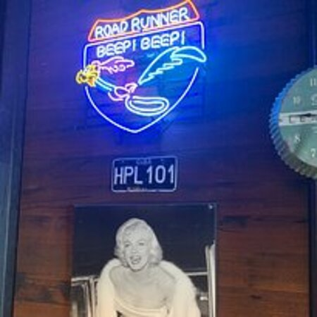 come on in and say Hi to Marilyn