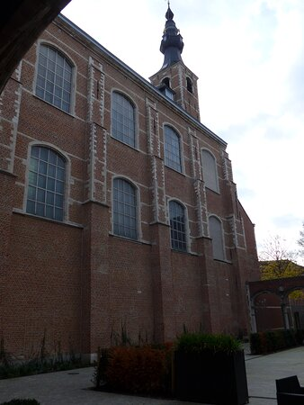 Mechelen, Onze Lieve Vrouw van Leliendaal Church