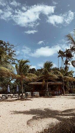 Desire Beach。 Hard Rock Hotel的旅客記得在這一攤借毛巾喔!