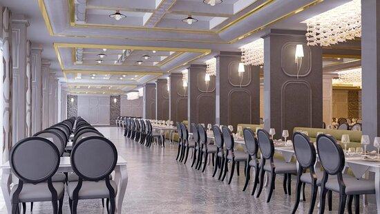 Aria Resort & Spa Hotel - Restaurant