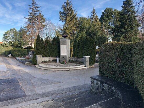 Friedhof israelitisch