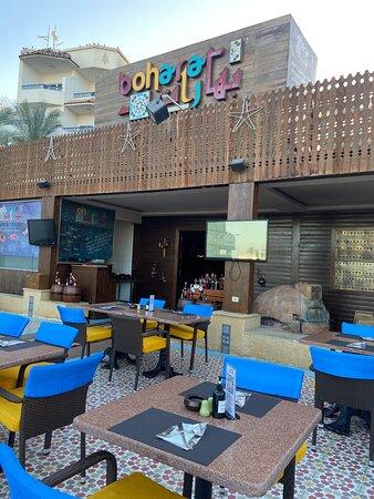 Baharat restaurant