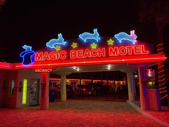Magic Beach Motel, St. Augustine
