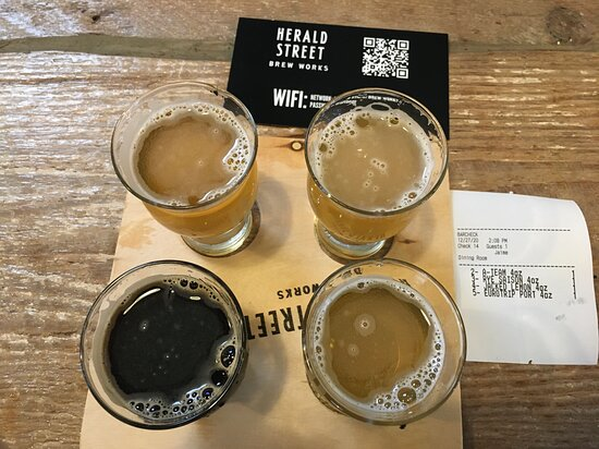 Herald Street Brew Works