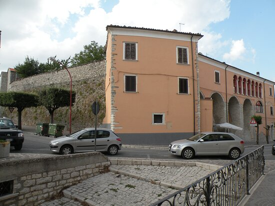 Palazzo Baronale Zampini