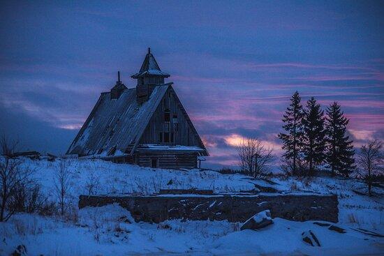 Rabocheostrovsk照片