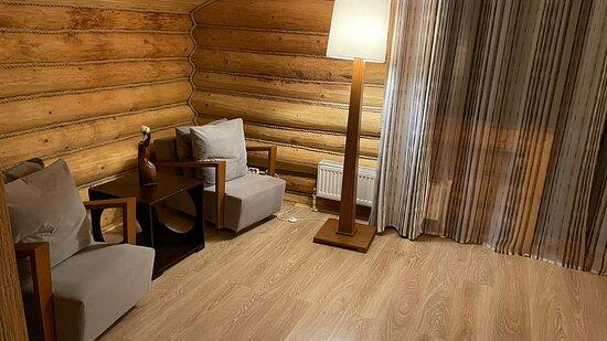 коттедж комфорт 2 этаж, 2 спальня