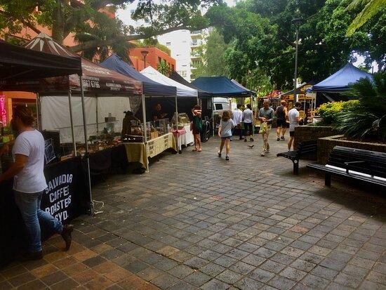 King's Cross Saturday Farmers Market