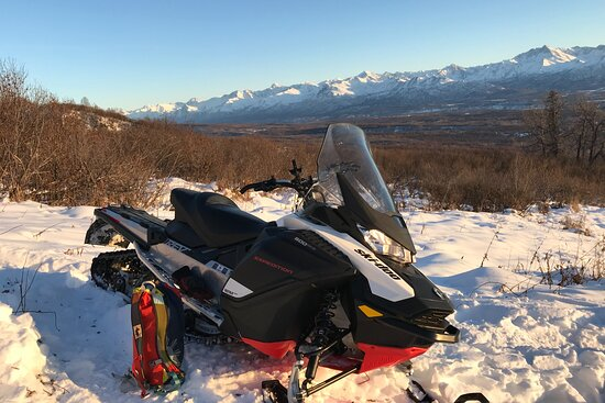 Sledtastic Snowmobile Adventure Tours