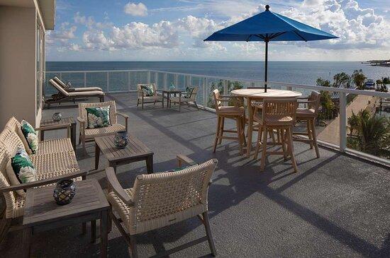 Guest Patio Ocean View