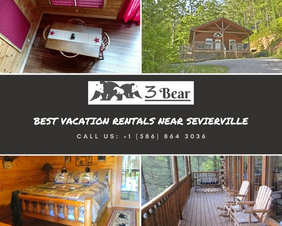 Best of Costa Rica with Car Rental 12D/11N Vacation Package: Three Bear Mountain provides you the best Vacation Cabin rentals in Sevierville at a very affordable price with all the facilities.