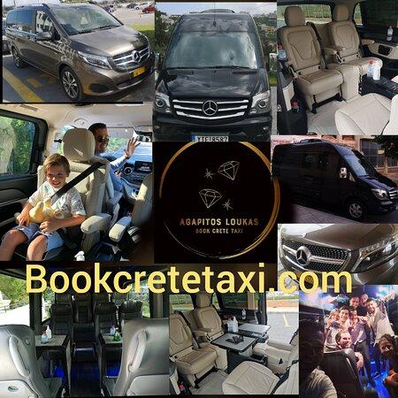 Book Crete Taxi
