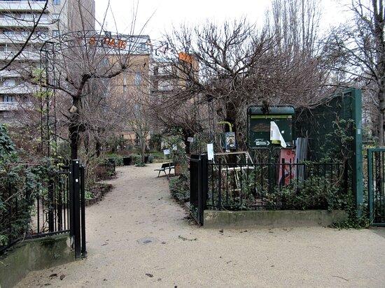 Jardin Casque-d'Or