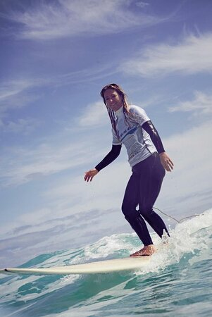 Sharing the stoke of surfing is what we do!