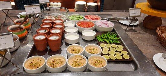 Lavish Buffet at The Neemaya