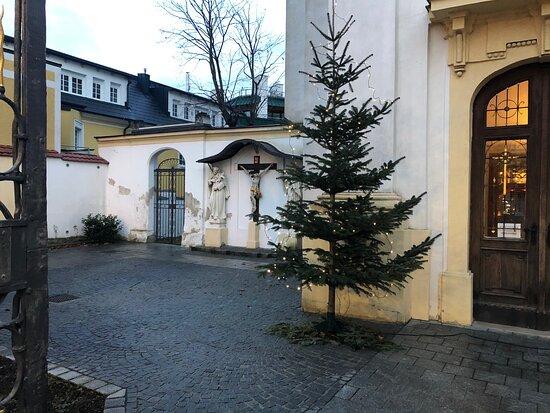 Klosterkirche der Franziskaner und Wallfahrtskirche