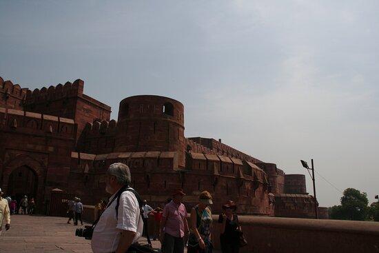 Forte Rosso di Agra: Amat Singh Gate