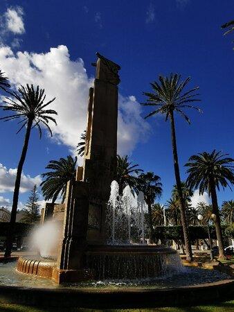 Monumento al Ejército Español.