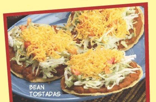 Bean Tostadas