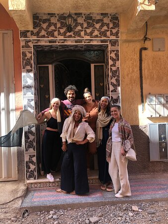 3 days desert tour From Marrakech to Fes: The group