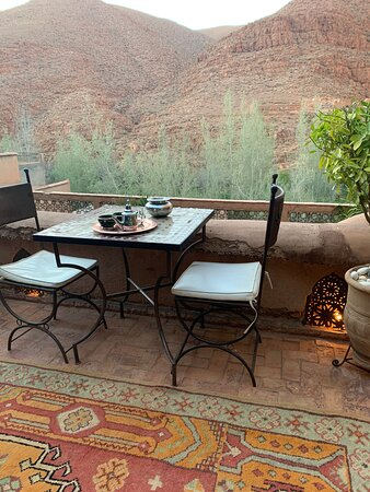 3 days desert tour From Marrakech to Fes: Hotel in the mountains