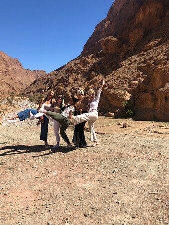 3 days desert tour From Marrakech to Fes: Roadtrip stop