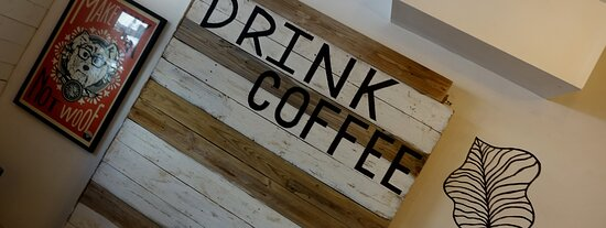 Yep - Drink Coffee - totally agree
