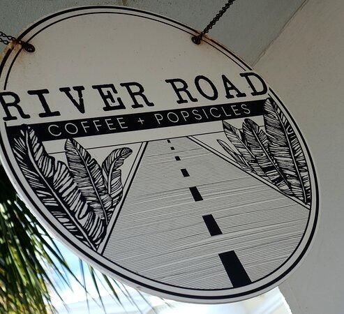 River Road - friendly staff, good coffee
