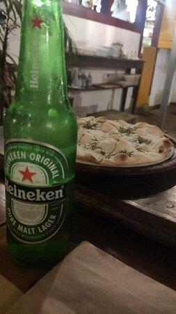 A melhor pizza de Tiradentes