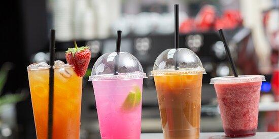Popular Iced Drinks