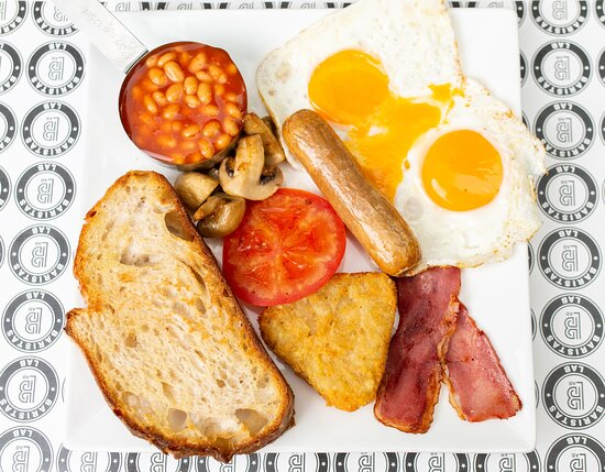 Classic English Breakfast