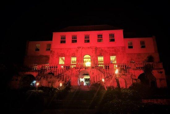 Night Tour of Rose Hall Haunted Mansion...